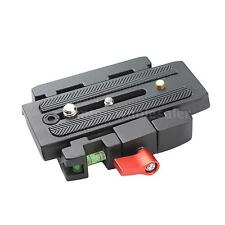 P200 Quick Release Clamp QR Plate for Manfrotto 501 500AH 701HDV 503HDV Q5 577