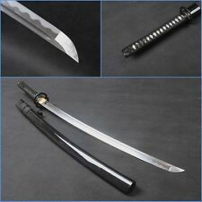 Hand-forged Japanese samurai sword Katana High carbon steel sharp can cut bamboo