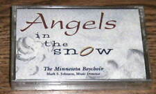 MINNESOTA BOYCHOIR BOYS CHOIR  Angels in the Snow PRIVATE CASSETTE TAPE