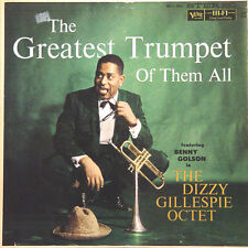 DIZZY GILLESPIE The Greatest Trumpet Of Them All US Press Verve V6-8352 LP