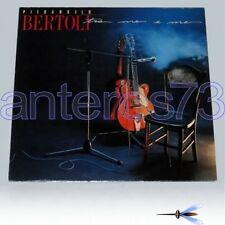 """PIERANGELO BERTOLI """"TRA ME E ME"""" RARO LP SIGILLATO - LIGABUE"""