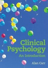 Clinical Psychology by Alan Carr and Wiley (2012, Paperback)