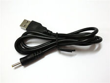 USB PC/DC Charger Cable Cord Lead For Samsung Bluetooth Headset WEP-300 WEP-301