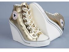 MAX Ladies Women Wedges Shoes Sneakers High Heels Casual Platforms Ankle Boots