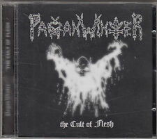 PAGAN WINTER - the cult of flesh CD