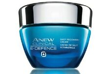 CREME DE NUIT REPARATRICE AVON ANEW Clinical e-defence