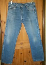 Levi's 501 Faded Cool Jeans, 36 x 32.  J311