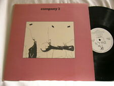 COMPANY 2 Evan Parker Derek Bailey Anthony Braxton Incus UK LP