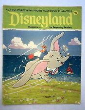1972 Disneyland Comics Magazine No 23 Dumbo and Timothy Mouse