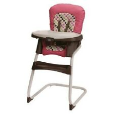 Graco Ready2Dine High Chair and Portable Booster In Darla Brand New!! 1896314