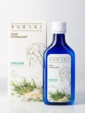 Hair Stimulant 125ml Pure Essential Oils Rosemary Almond, Hair Loss Stop, Ikarov