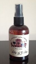 LAVENDER  Room Spray 4 oz Car Air Freshener Travel
