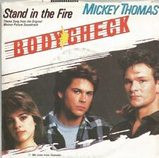 Mickey Thomas - Stand In The Fire (OST Bodycheck) (Vinyl-Single 1986) !!!