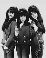 The Ronettes Girl Group Glossy Music Photo Promo Print Poster A4 No.2
