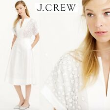 Designer JCREW Floral Sequin Dress BRAND NEW WITH TAGS from Net-A-Porter Size 14