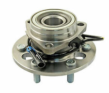 New DTA Front Wheel Hub and Bearing Assembly with Warranty 515024