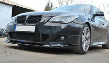 BMW E60 E61  front bumper splitter addon spoiler M Sport M Tech doesn't fit M5