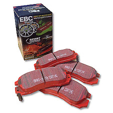 EBC REDSTUFF BRAKE PADS REAR FOR AUDI A4 QUATTRO 1.8 & 2.0 TURBO 2004-08 DP31518