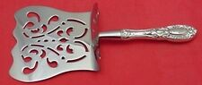 """KING RICHARD BY TOWLE STERLING SILVER ASPARAGUS SERVER HOODED HHWS CUSTOM 9 1/2"""""""