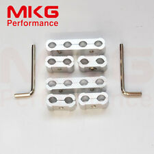 Wire Separator Drive Clamp Kit Engine Spark Plug Wire For 7mm 8mm 6pcs SL