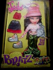 New BRATZ JADE 2001 FIRST EDITION NH DOLL SUPER RARE NIB HTF COOL MUST SEE