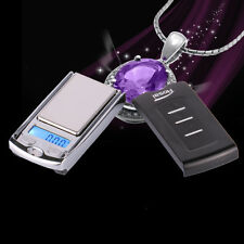 100g * 0.01g Mini Car Key Multi-functional Digital Pocket Jewelry Scale
