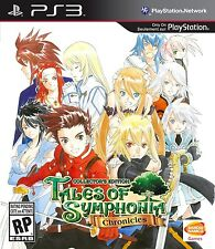 Tales of Symphonia: Chronicles - Playstation 3 Game