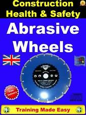 Abrasive Grinding Wheels - + PUWER Construction Health Safety Training Made Easy