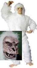 Abominable Snowman/Snow Beast Yeti Suit - White Gorilla Costume