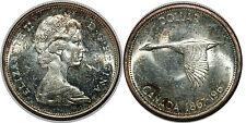 CANADA DOLLAR 1967 KM#70  ARGENT SILVER