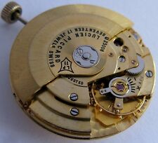 """used AS 1700 Lucien Piccard 11 Watch Movement for part ... with dial """"seashark"""""""