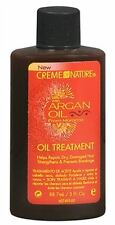 Creme of Nature Oil Treatment With Argan Oil From Morocco, 3 oz