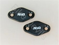 Aprilia RS4 125 2011-2017 R&G racing motorcycle mirror blanking plates covers