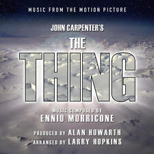 The Thing - Expanded Score - Limited 1500 - OOP - Ennio Morricone/John Carpenter