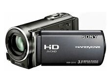 SONY HANDYCAM HDR-CX115E CAMCORDER HD HIGH DEFINITION MEMORY CARD DIGITAL VIDEO