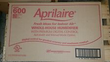 Aprilaire 600 Whole house bypass humidifier automatic  - NEW