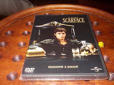 Scarface (1983) s.e.  2 Dischi   Dvd ..... Nuovo