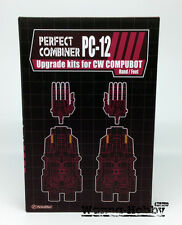 Perfect Effect PC-12 Upgrade kits for CW Computron part2 Transformers