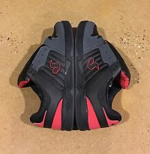 DVS Argon Deegan Size 12 Black Gunny Militia Havoc BMX DC Skate Shoes Sneakers