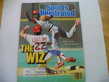 "SPORTS ILLUSTRATED 9/28/1987 ISSUE - ICONIC ""THE WIZ!"" COVER - DOING HIS THING!!"