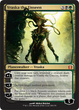 1x Slightly Played Vraska the Unseen MTG Return to Ravnica -ChannelFireball-
