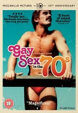 Gay Sex In The 70's - Gay Interest - New DVD