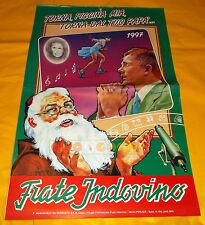 FRATE INDOVINO - Calendario - Anno 1997 - Torna Piccina Mia, Torna dal Tuo Papà