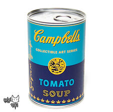 Andy Warhol Soup Can Mini Series x Kidrobot One(1) New Factory Sealed Blind Box