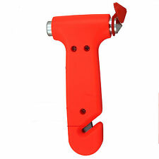 2 In 1 Car Glass Window Breaker Safety Escape Emergency Hammer Seat Belt Cutter