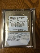 "Toshiba MK8025GAS HDD2188  80GB 4200 RPM 2.5"" PATA/IDE  Laptop Hard drive"