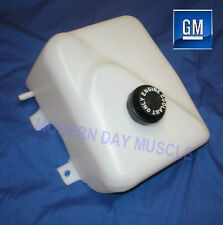 78-88 Monte Carlo SS El Camino Radiator Coolant Bottle With Cap NEW GM 692