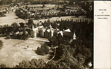 Bushey. Aerial View of St Margaret's School # 1713 by Central Aerophoto Co.
