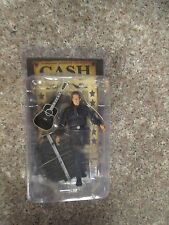 SOTA TOYS HELLO, IM JOHNNY CASH 1932-2003 MAN IN BLACK GUITAR FIGURE STATUE