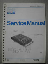 Philips N2214 Service Manual